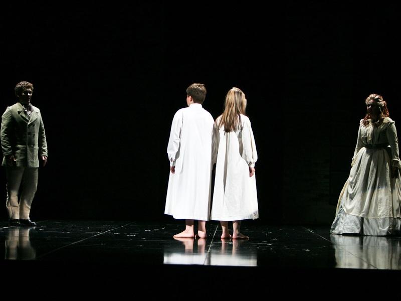 The Turn of the Screw opera Australia