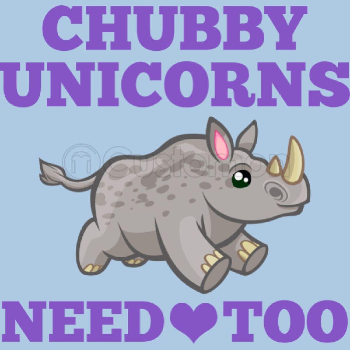 Download Chubby Unicorns Need Love Too Save Rhinos Toddler T-shirt ...