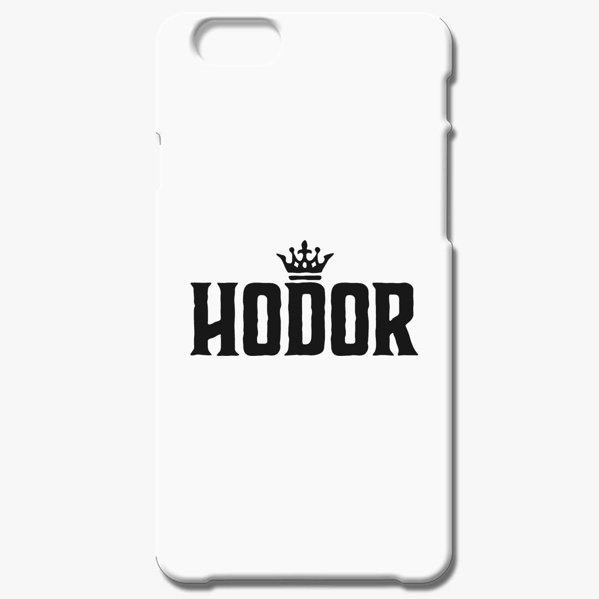 Hodor Iphone 7 Plus Case
