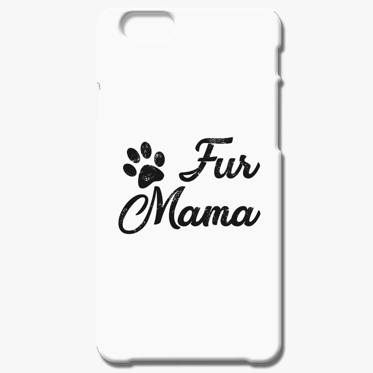 Fur Mama Long Sleeve Iphone 6 6s Case