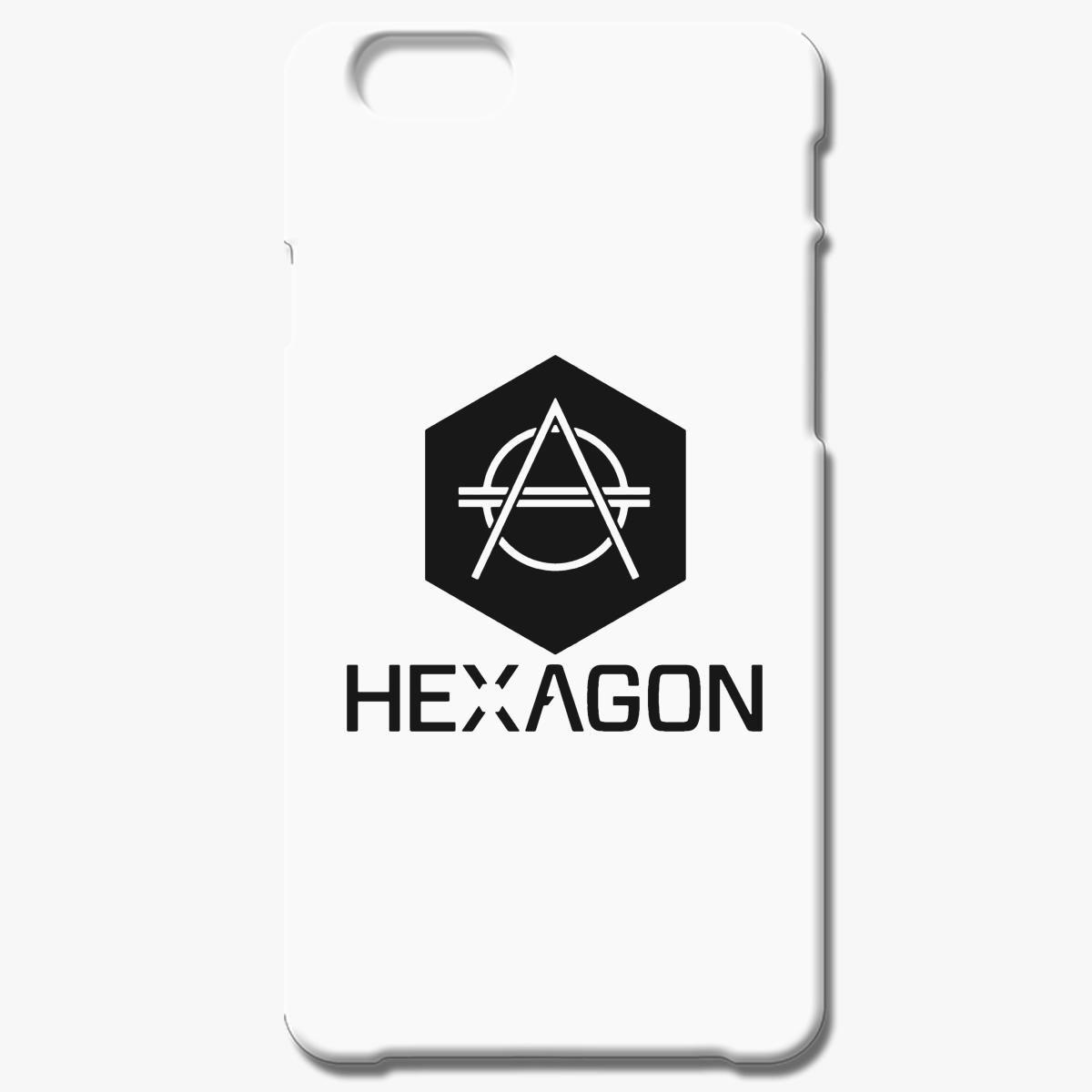 Hexagon Don Diablo Iphone 6 6s Case