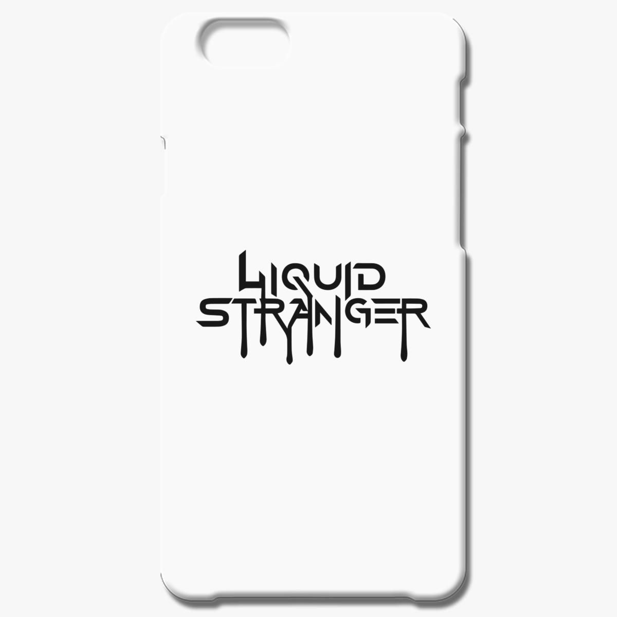 Liquid Stranger Logo Iphone 7 Plus Case