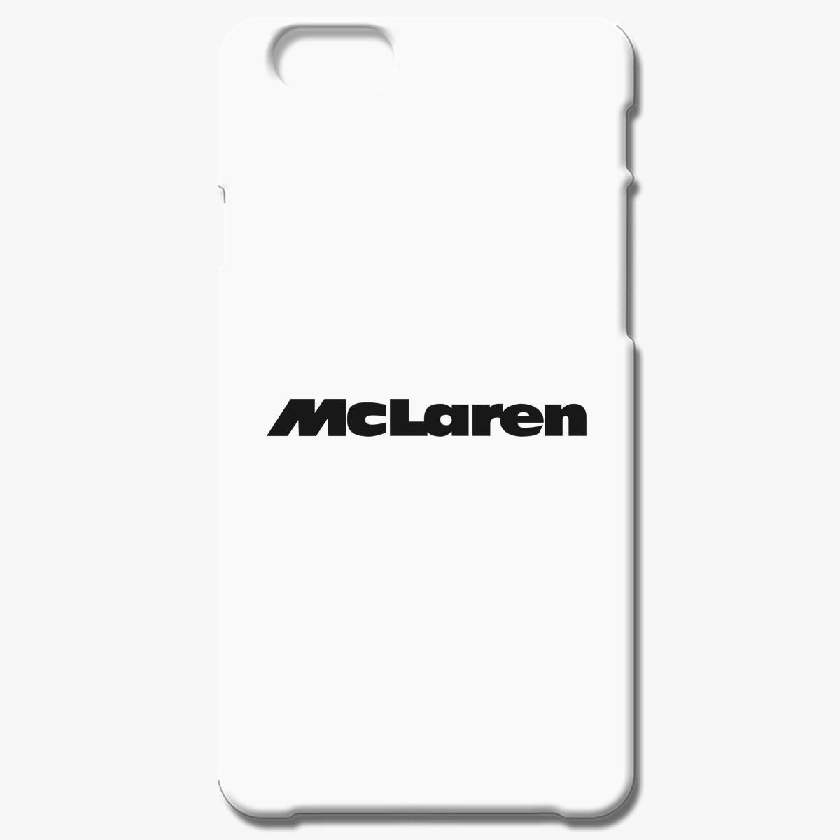 Mclaren Logo Iphone 6 6s Plus Case