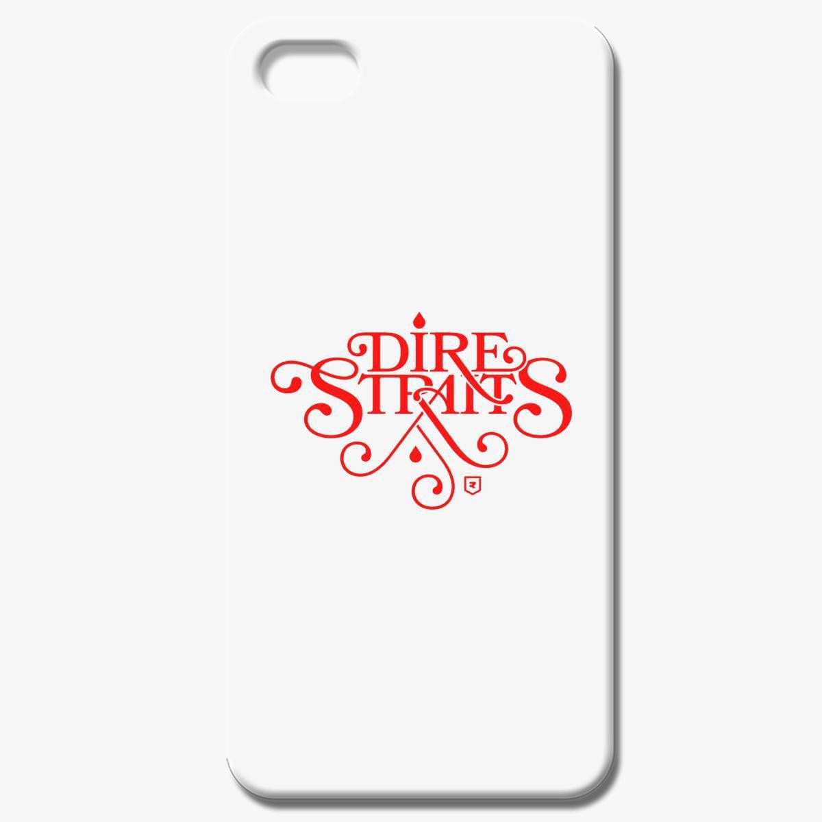 Dire Straits Logo Iphone 7 Case