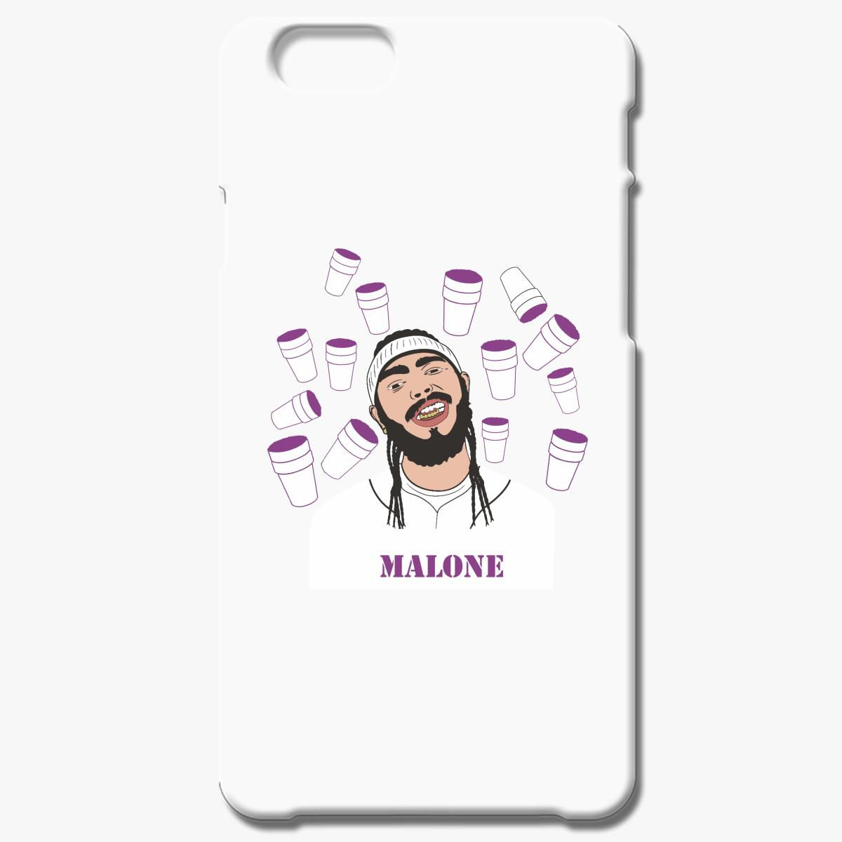 Post Malone Iphone 6 6s Plus Case