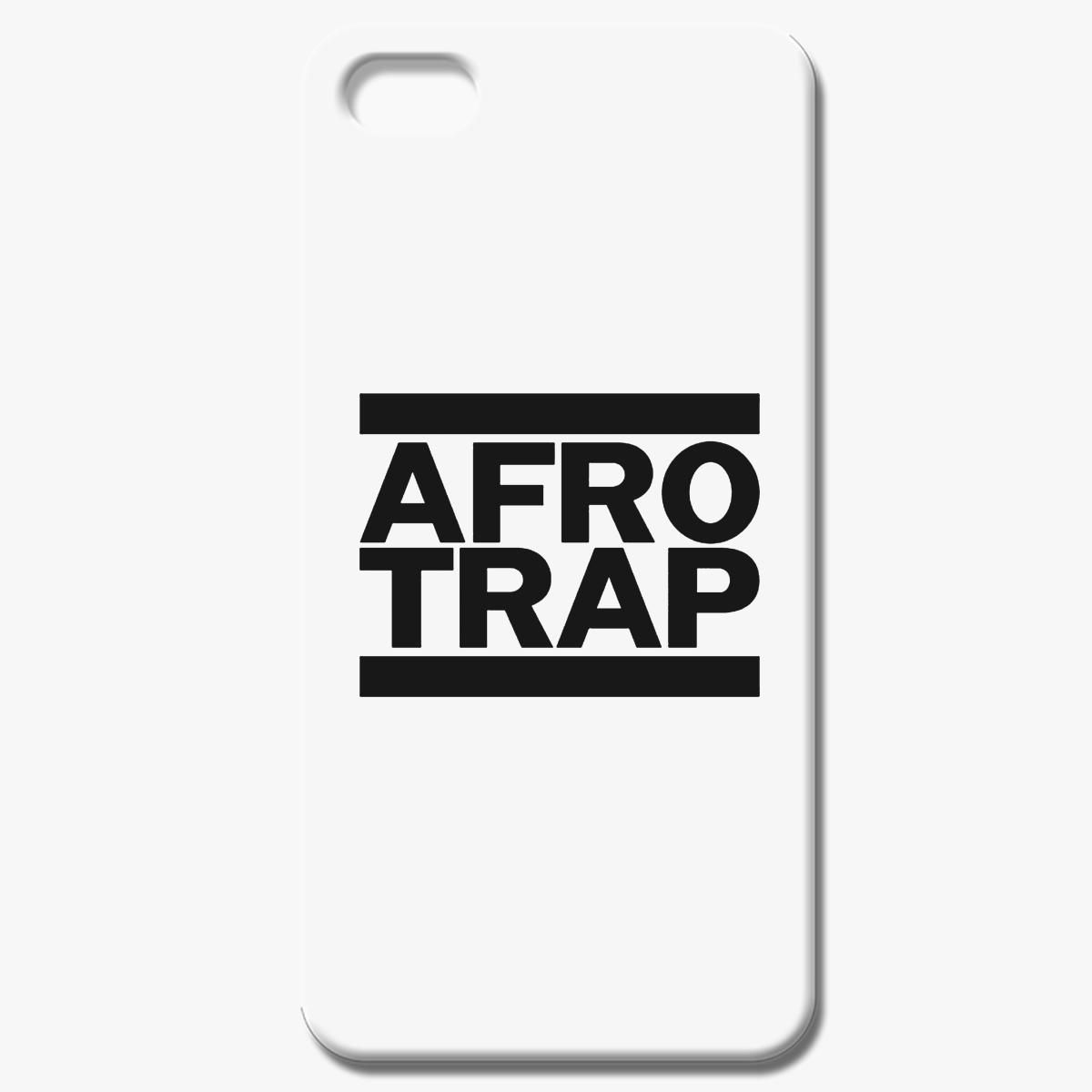 Afro Trap Iphone 8 Case