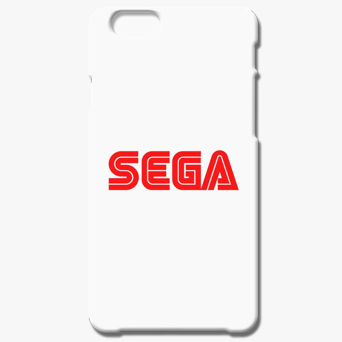 Sega Logo Iphone 6 6s Plus Case
