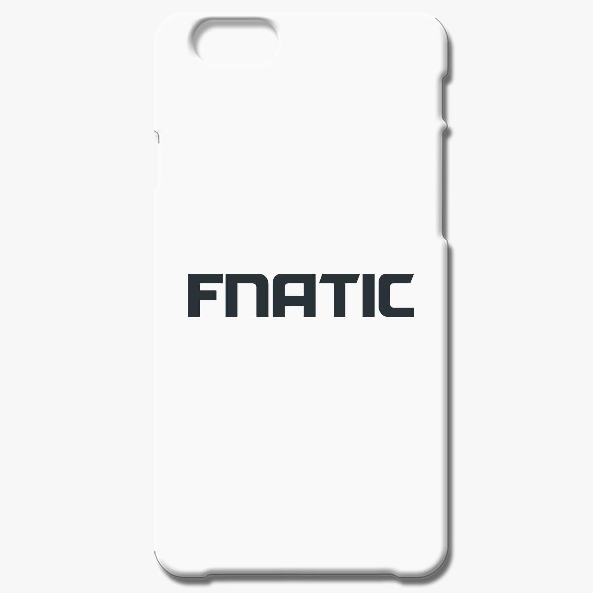 Fnatic Logo Iphone 8 Plus Case