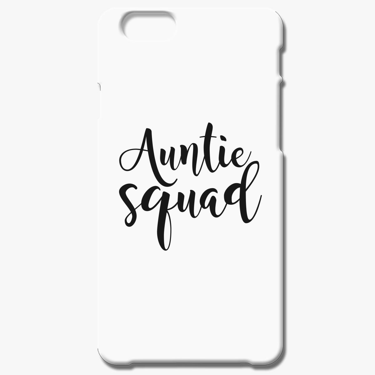 Auntie Squad Iphone 8 Plus Case