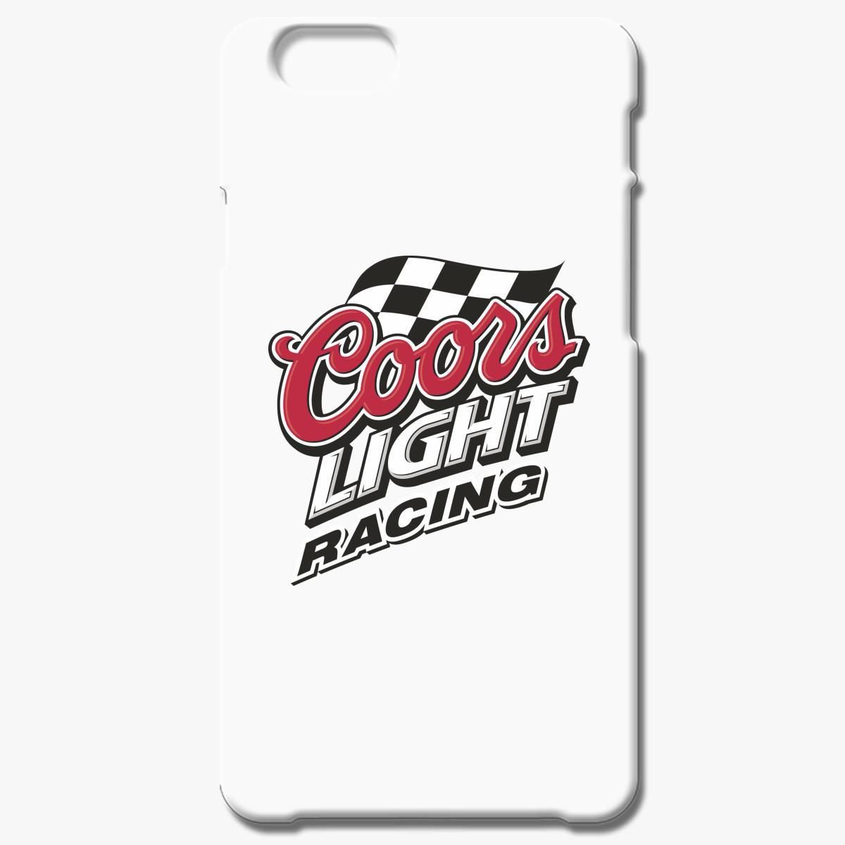 Coors Light Racing Logo Iphone 6 6s Plus Case