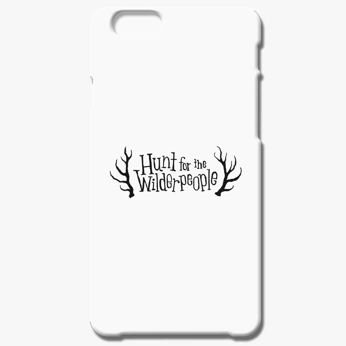 Hunt For The Wilderpeople Logo Iphone 6 6s Plus Case