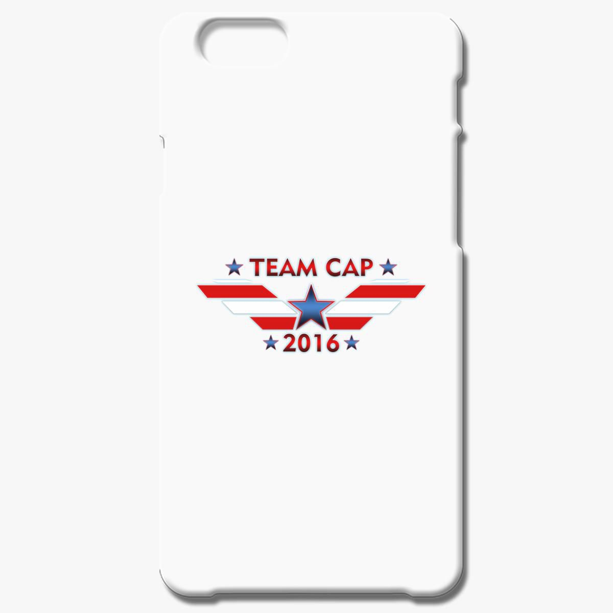 Team Cap Iphone 6 6s Plus Case