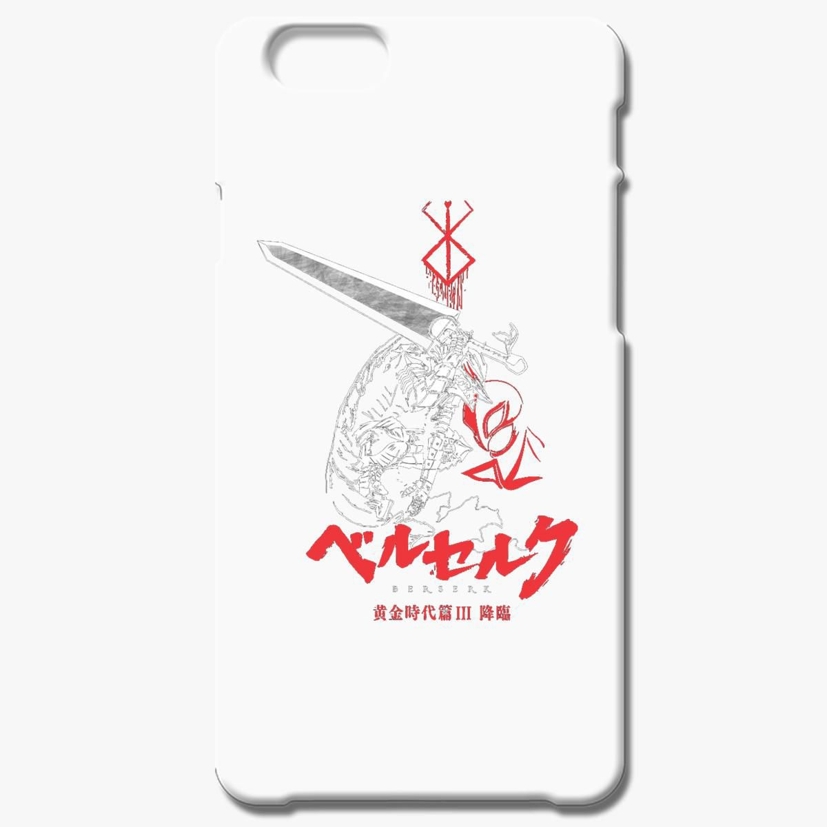 Berserk Iphone 6 6s Plus Case