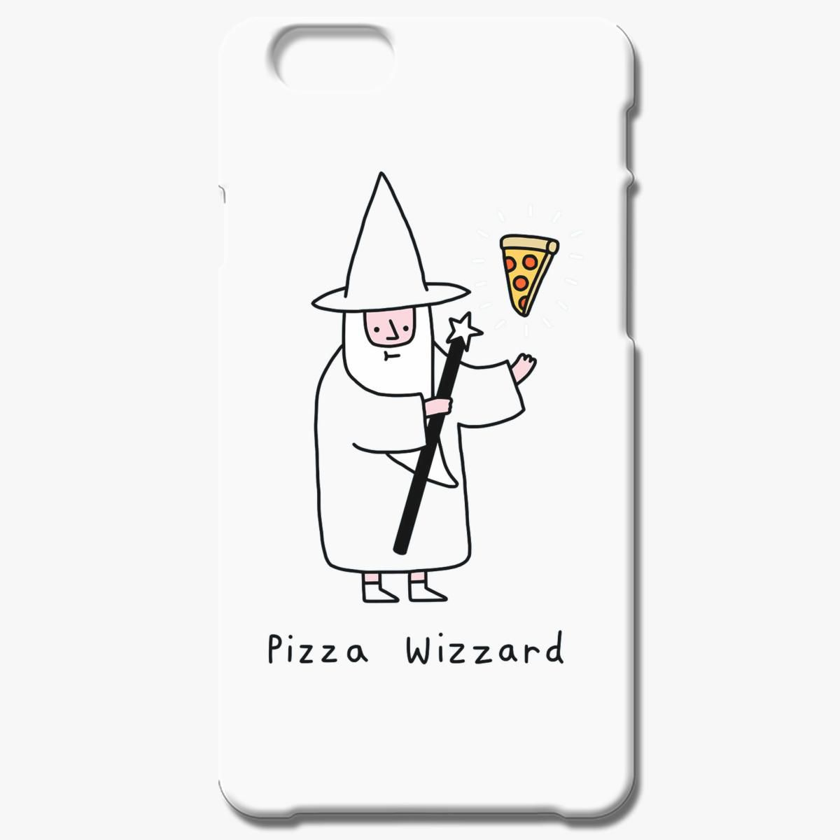 Pizza Wizzard Iphone 6 6s Case