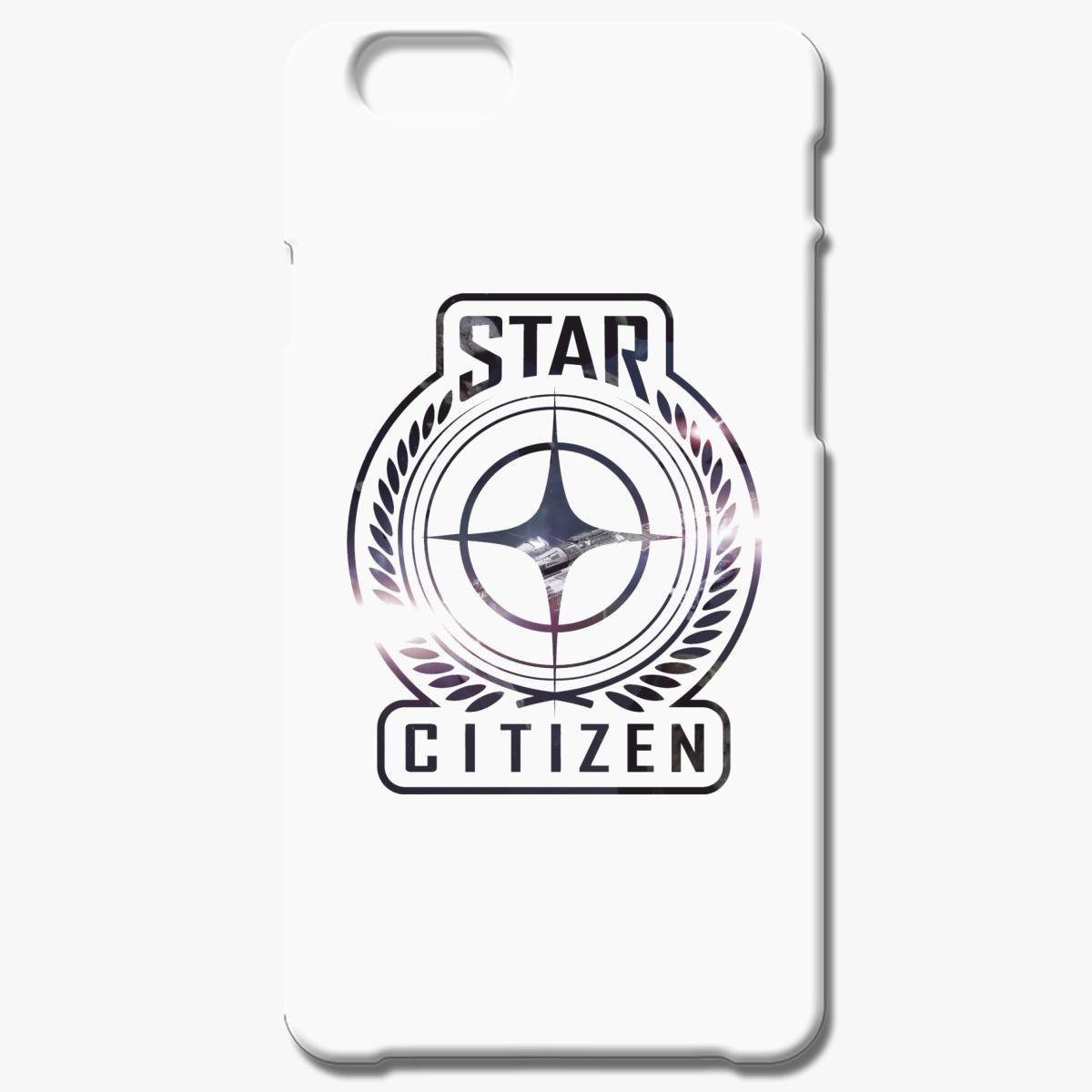 Star Citizen Coffee Iphone 6 6s Plus Case