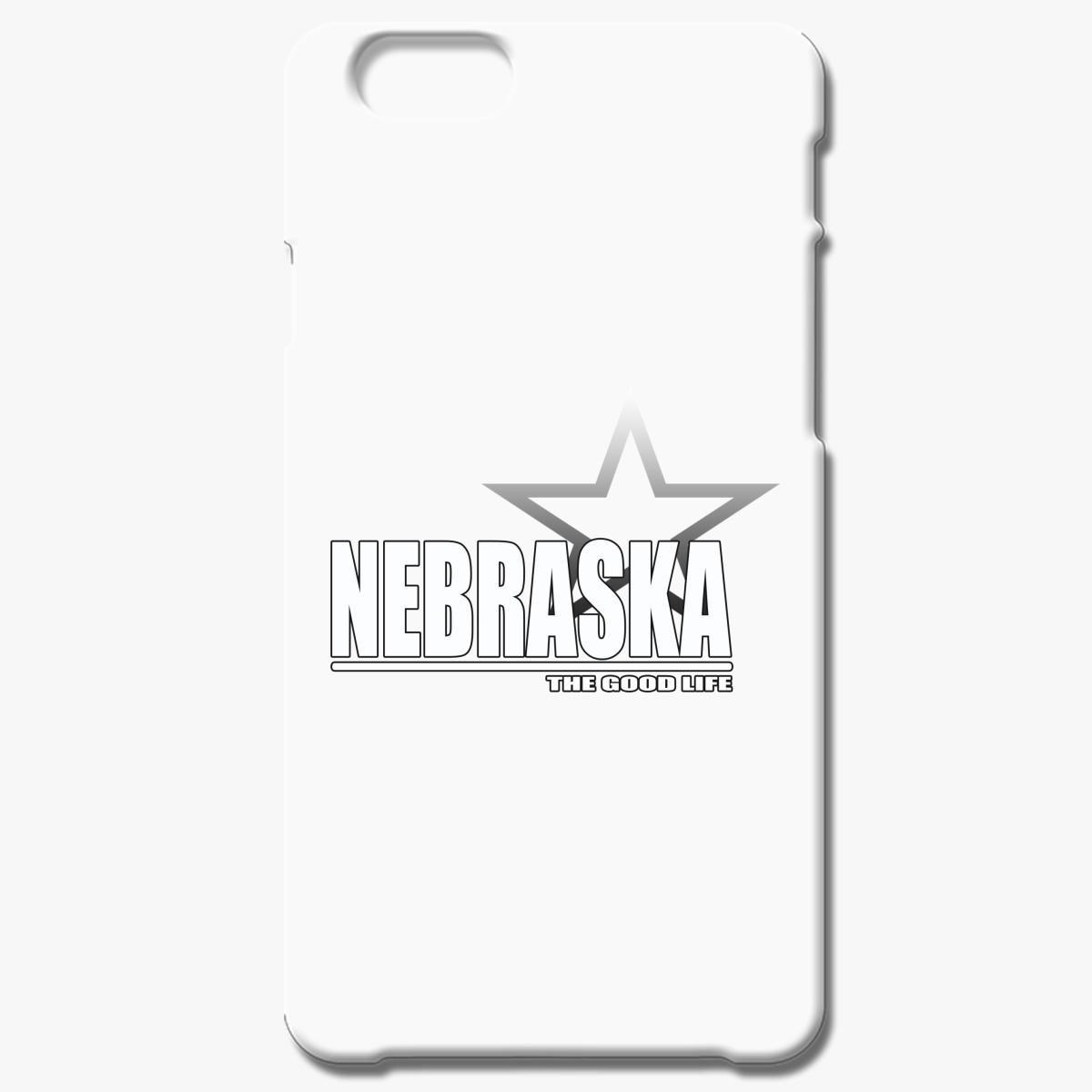 Nebraska Iphone 6 6s Plus Case