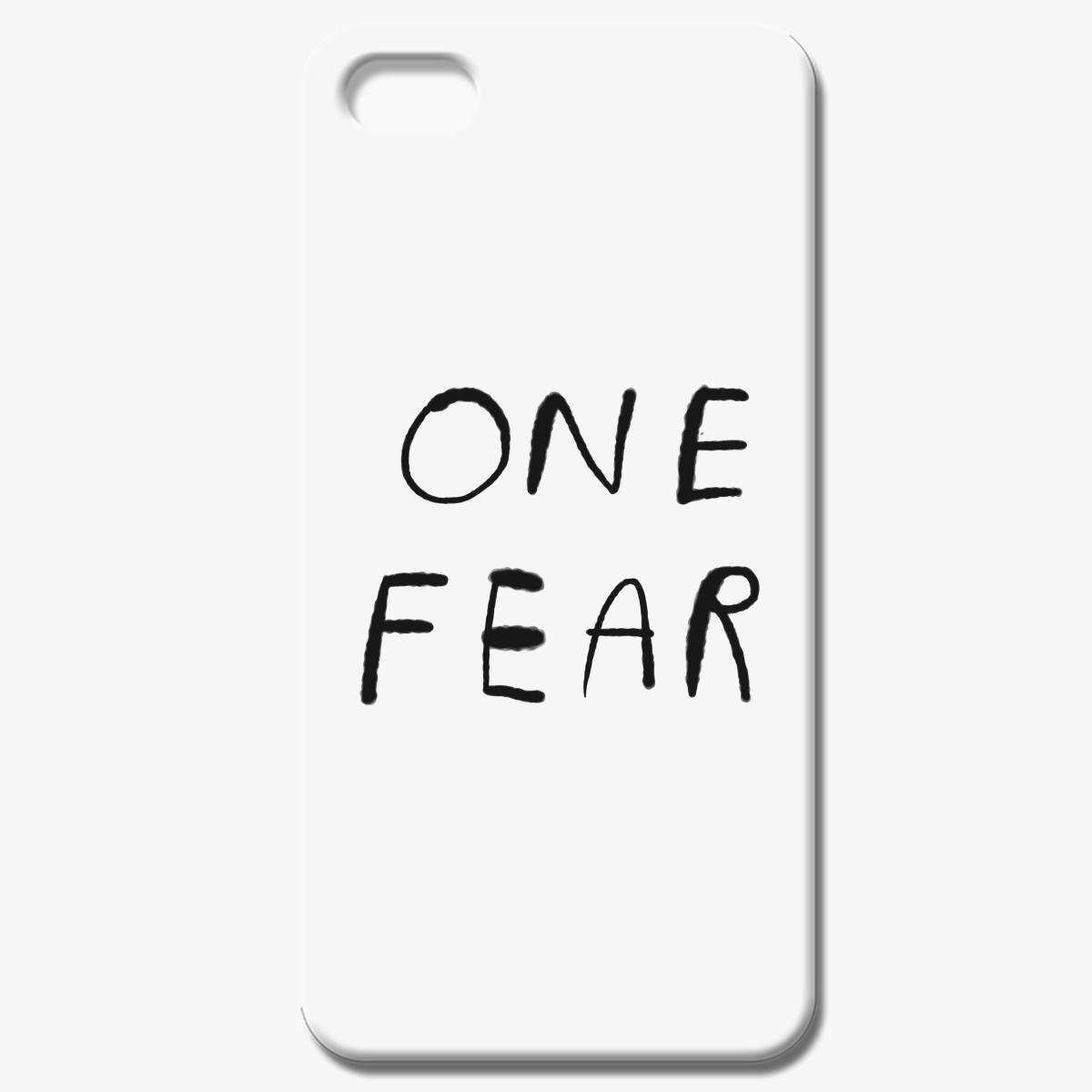One Fear 2 Iphone 8 Case