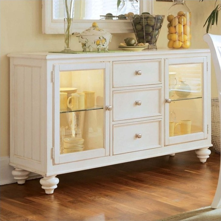Home Furniture Kitchen Dining Buffet Tables Sideboards American