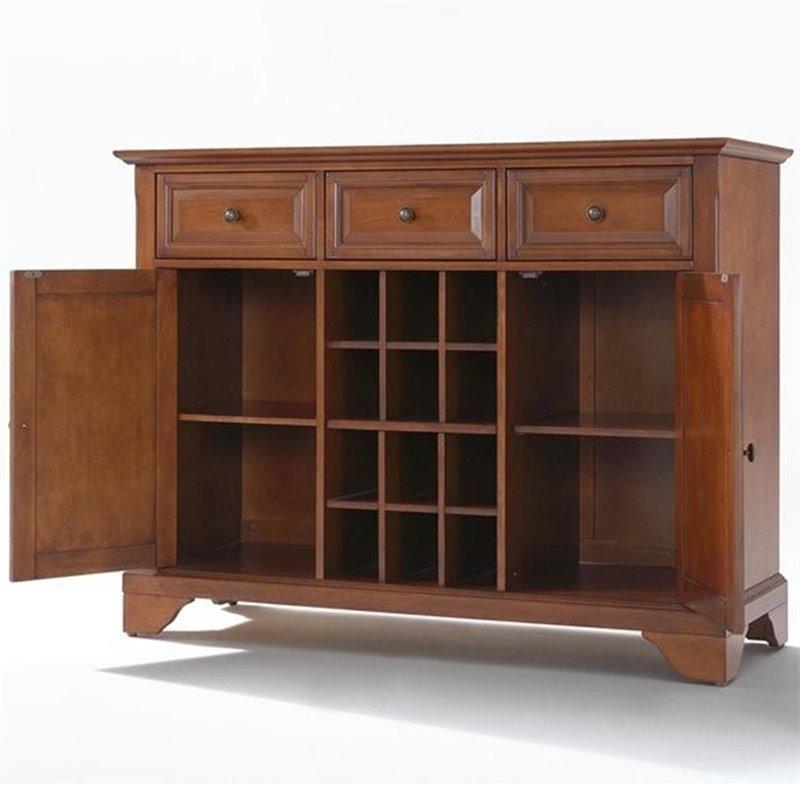 Crosley Furniture LaFayette Buffet Server Sideboard