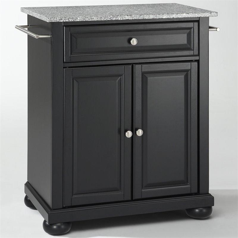 Crosley Kitchen Island Granite Top