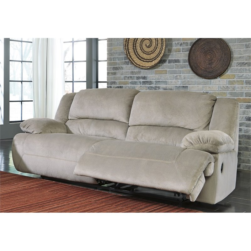 Two Seat Chaise Sofa