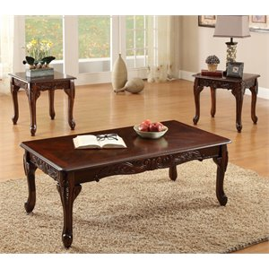 furniture of america coffee table sets | cymax stores