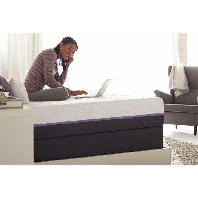 Sealy Posturepedic Optimum Radiance Cushion Firm King Mattress