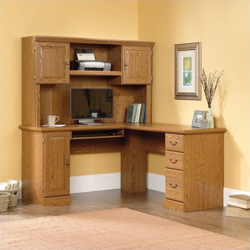 Sauder Orchard Hills L Shaped Computer Desk In Carolina