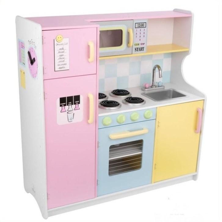 Kidkraft Pastel Play Kitchen