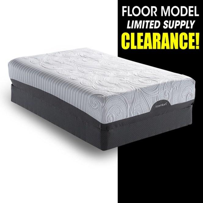 Clearance Serta Everfeel Savant Mattress Only