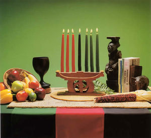 Kwanzaa Gets Creative
