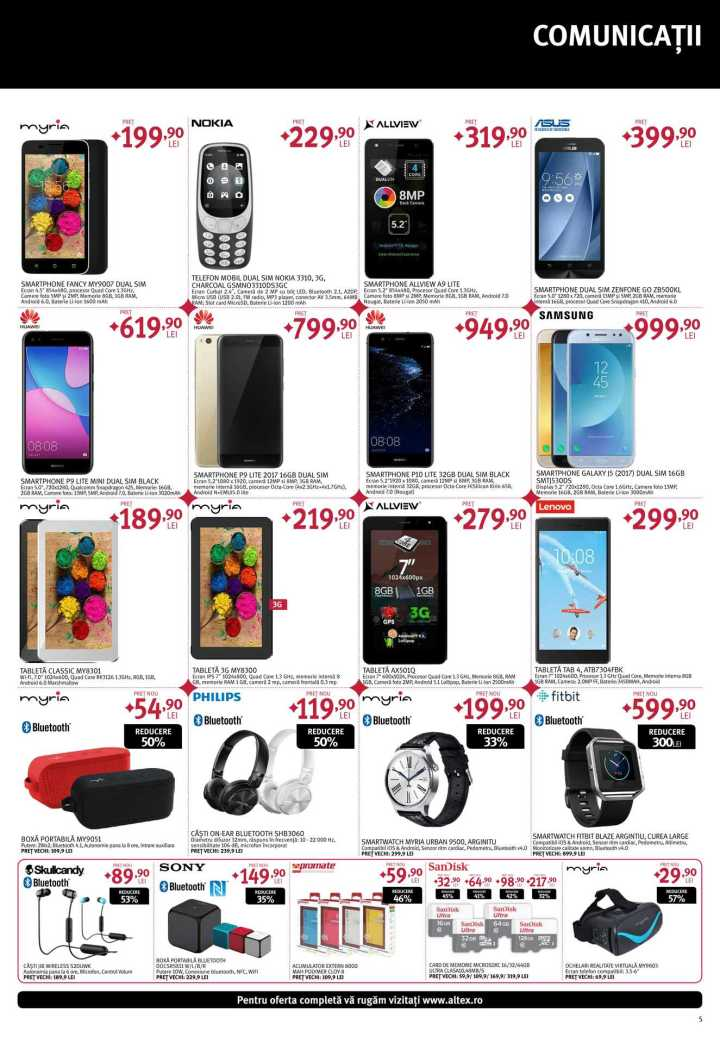 Catalog blackfriday altex 5
