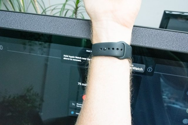Peloton-IntegrationApple-WatchStartPairing