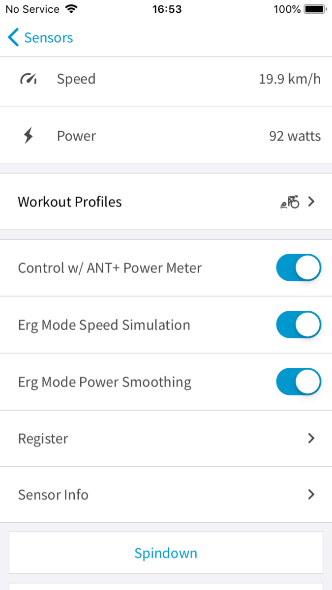 the smart trainer recommendations guide