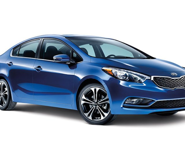 I Bet You Know How This Is Going To End The  Kia Forte Knocks The Honda Civic Out Of The Park With Its Good Looks And Great Price Tag