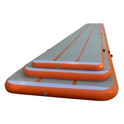 piste de gym gonflable 1500 x 210 x 20 cm