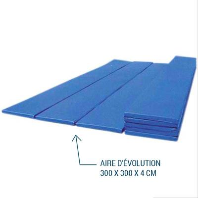 chemins de gymnastique tapis de gym