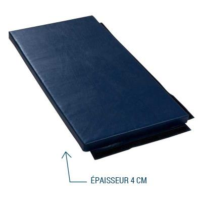 tapis de gym housse scolaire associatif 4 cm