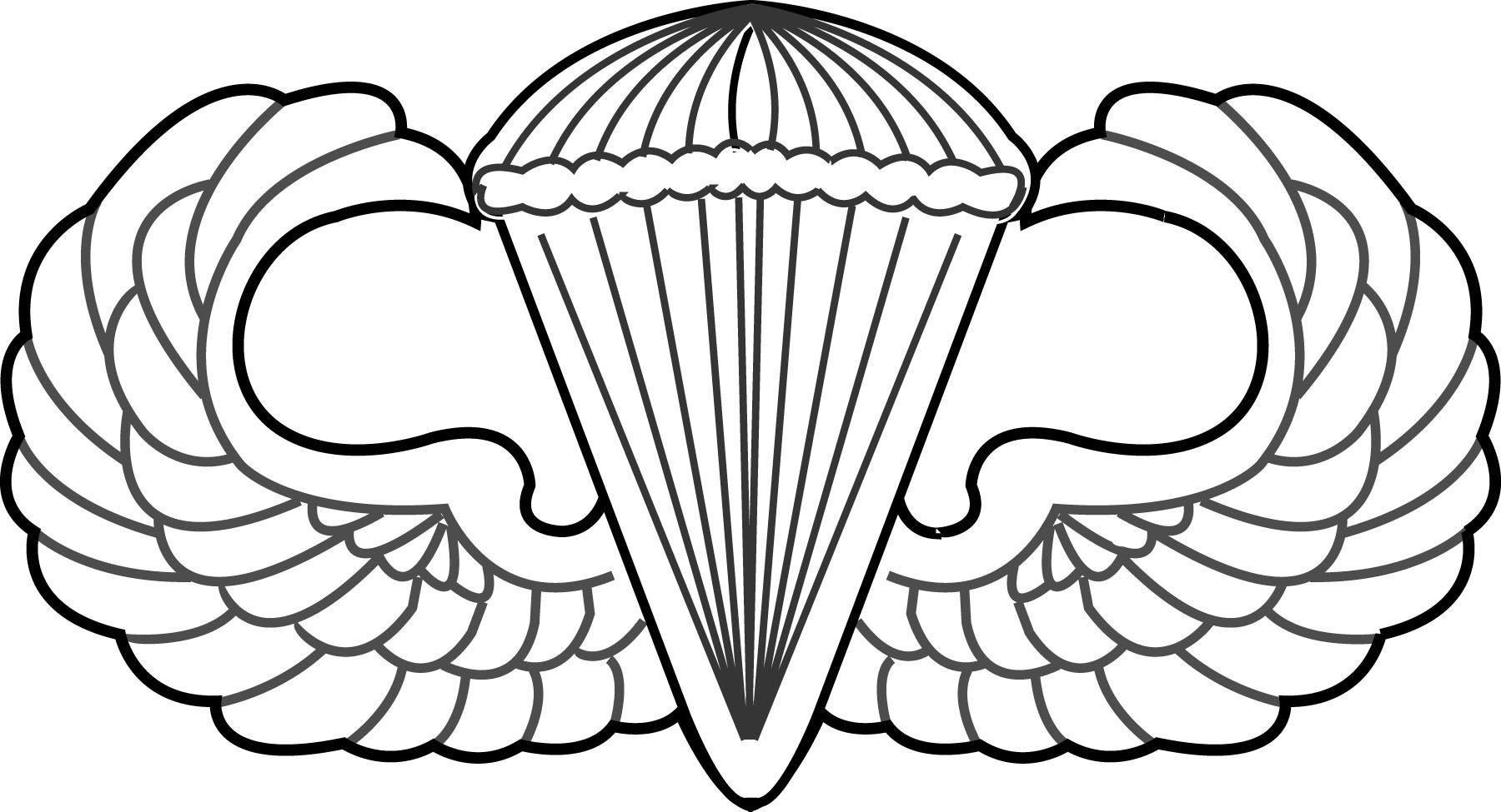 Parachutist Badge