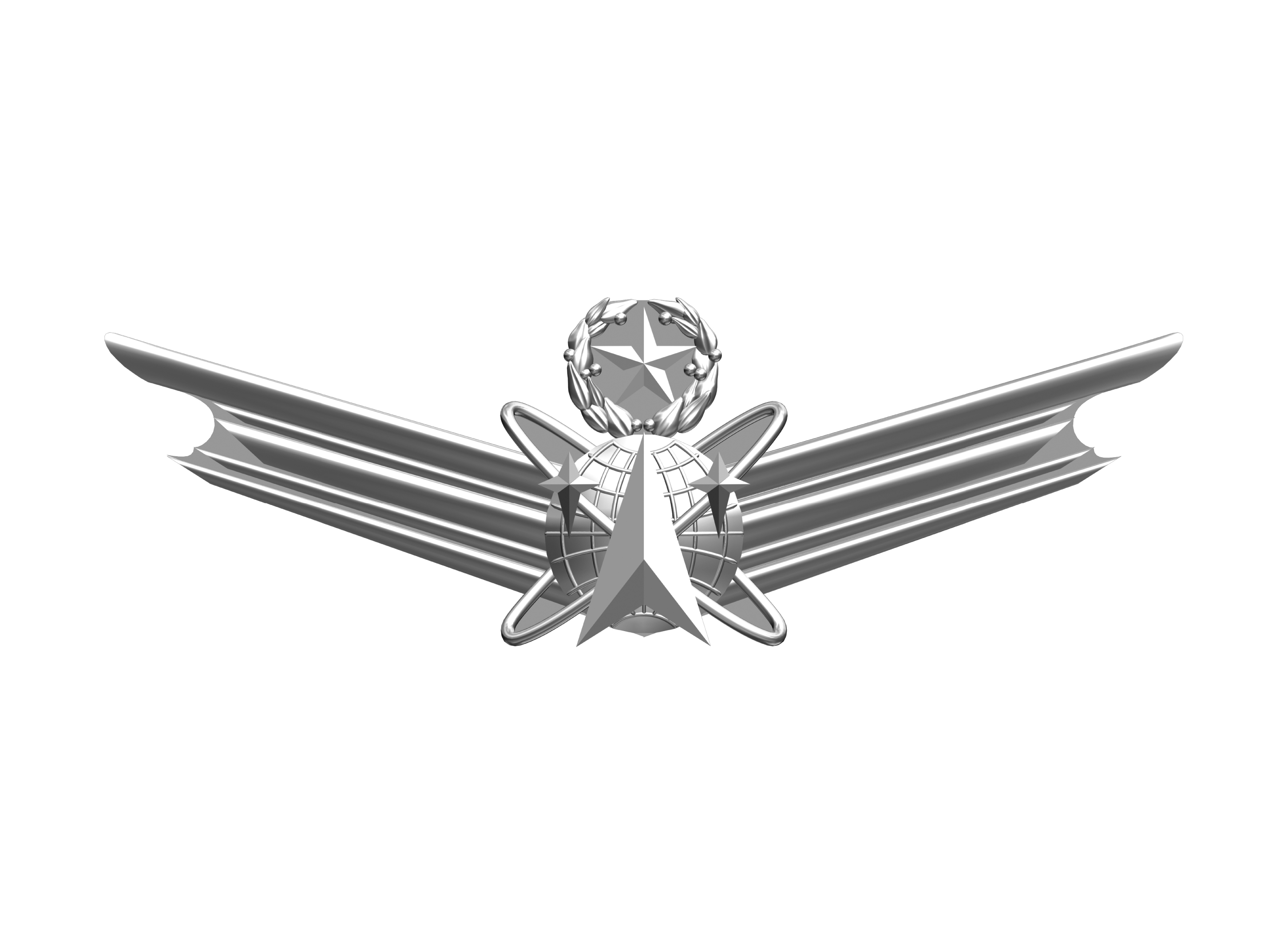 Air Force Space Badge Master