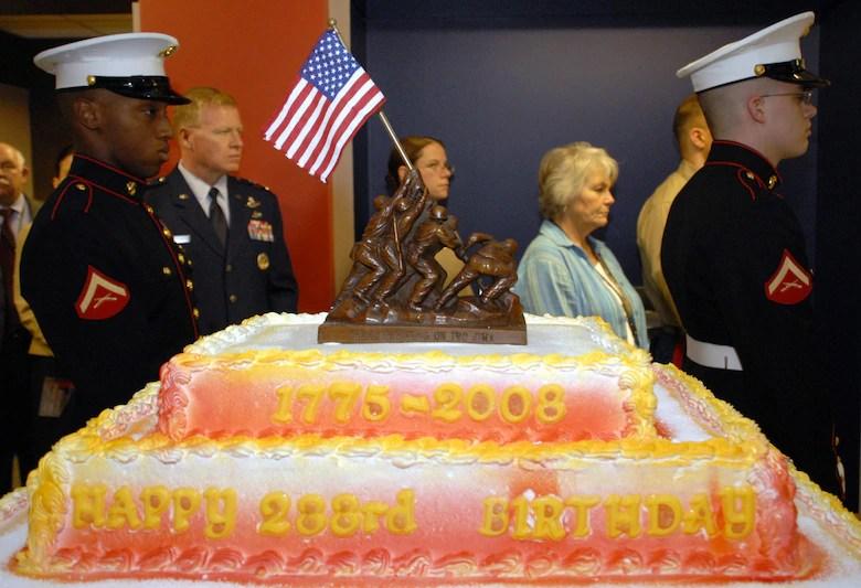 Happy Birthday U S Marine Corps U S Air Force Article Display