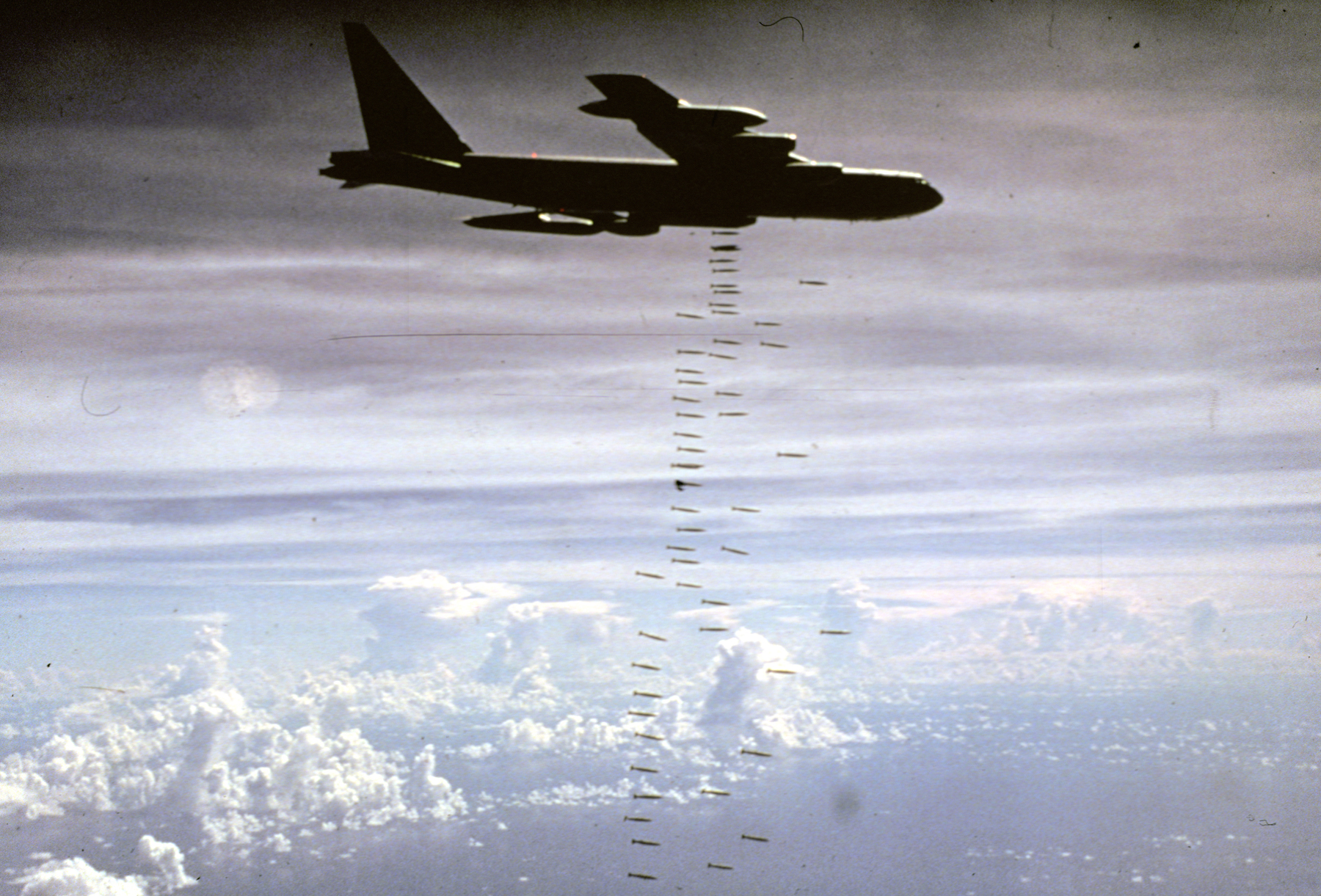 Arc Light marked beginning of B 52 involvement in Vietnam   U S  Air     PHOTO DETAILS   DOWNLOAD HI RES