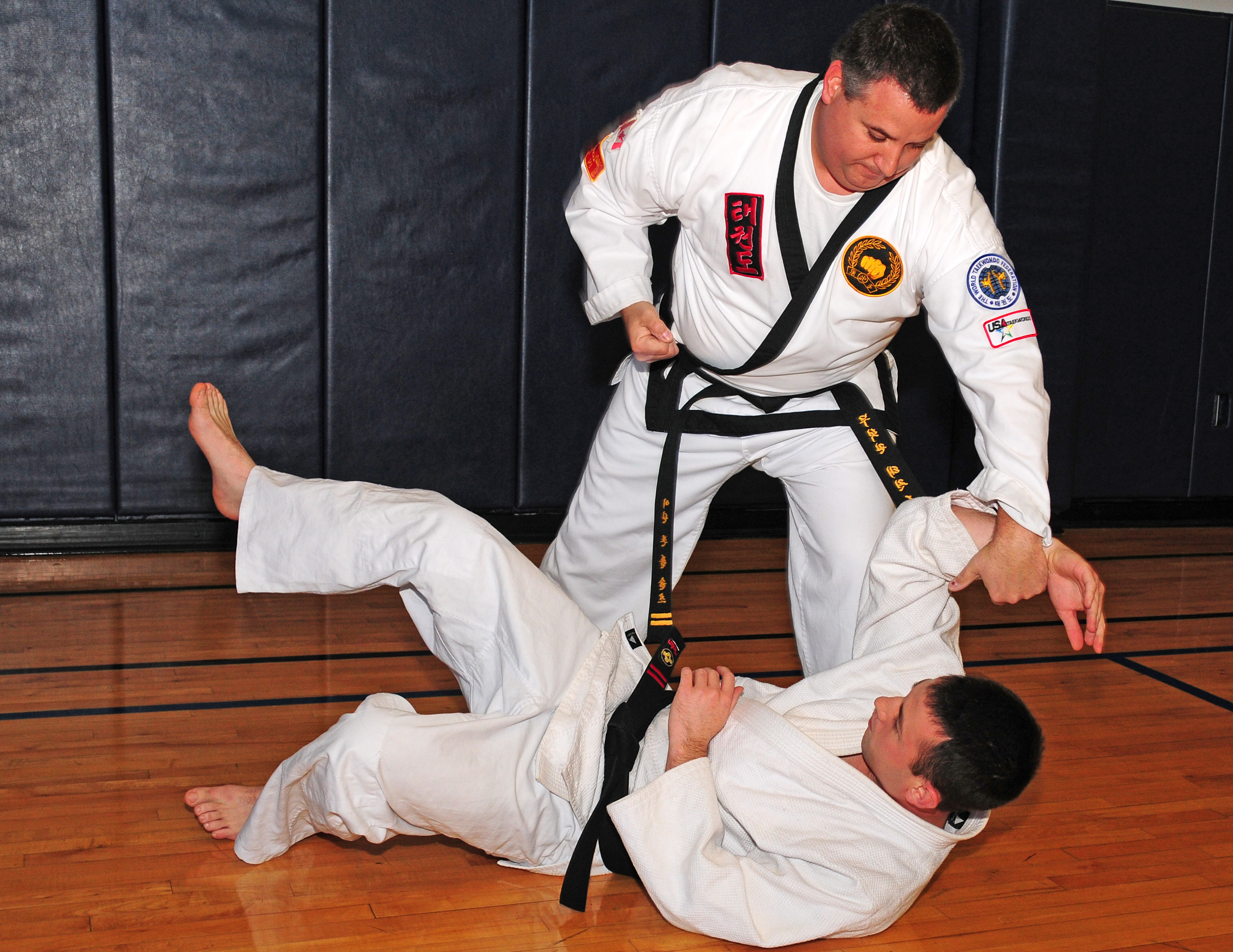 Base Gym Hosts Free Martial Arts Classes Gt Niagara Falls Air Reserve Station Gt Article Display