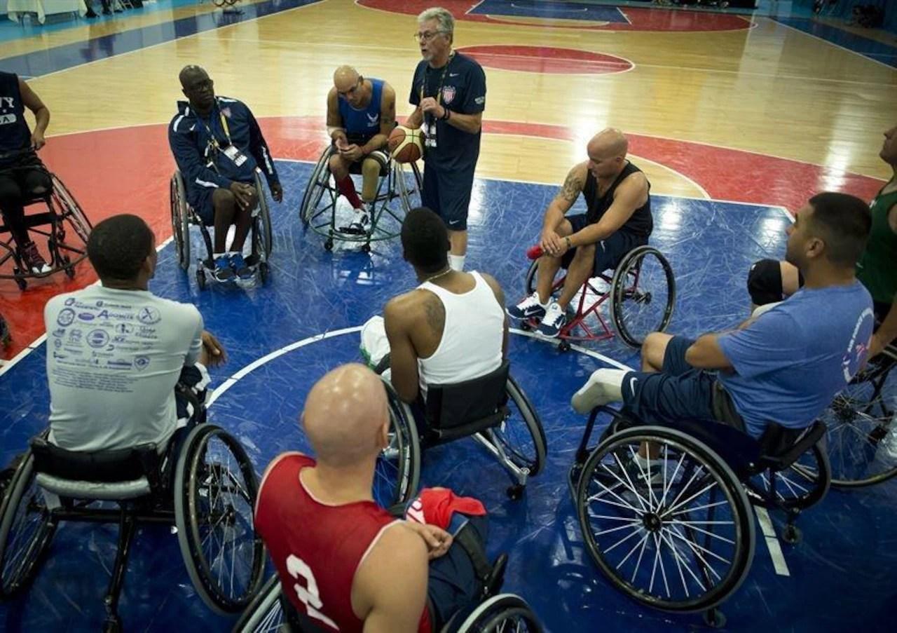 U S Athletes Prepare For Invictus Games In London Gt U S
