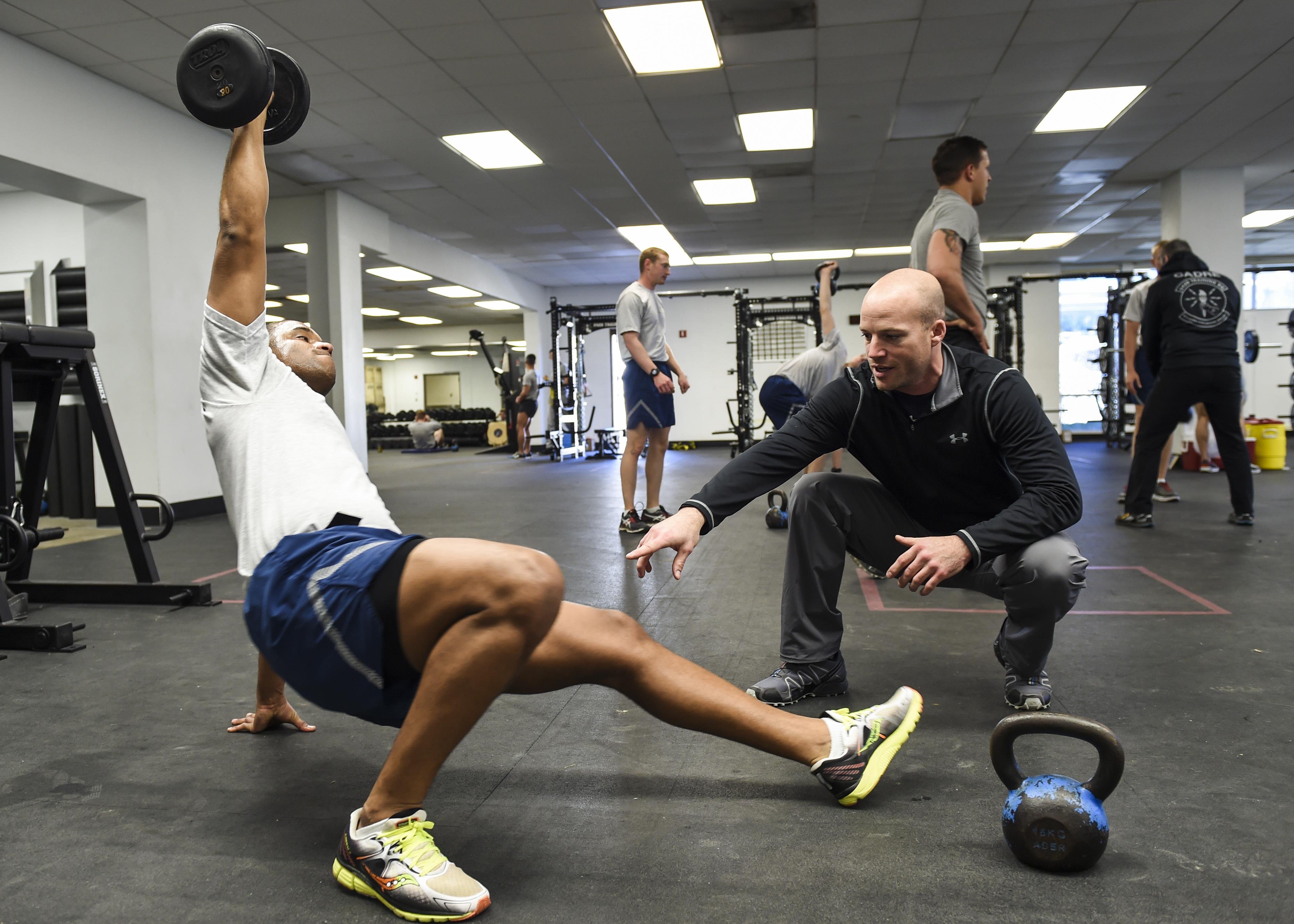 Viper Clinic Program Aims To Reduce Af Physical Training