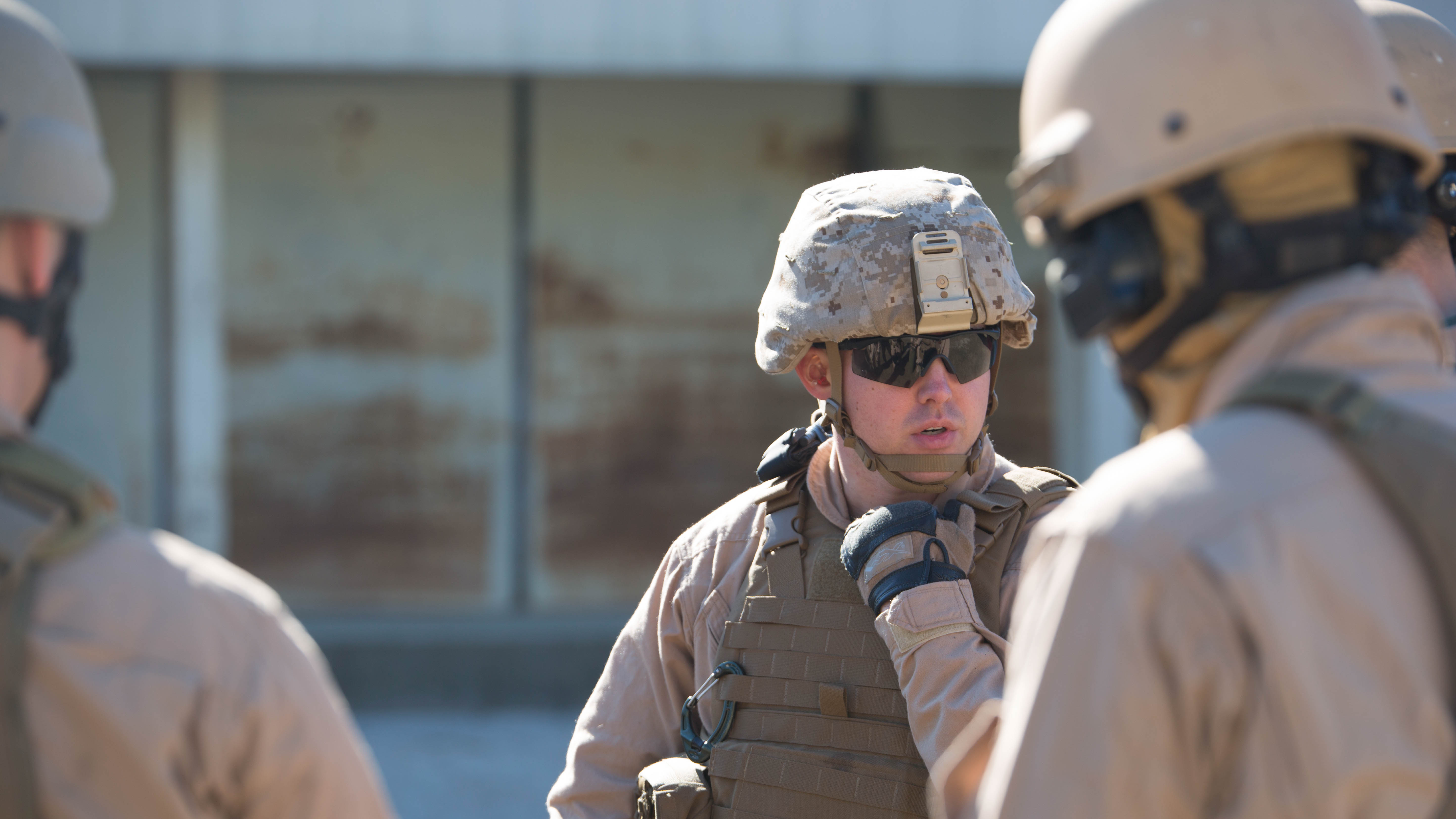 Eod Conducts Breaching Course Gt United States Marine Corps