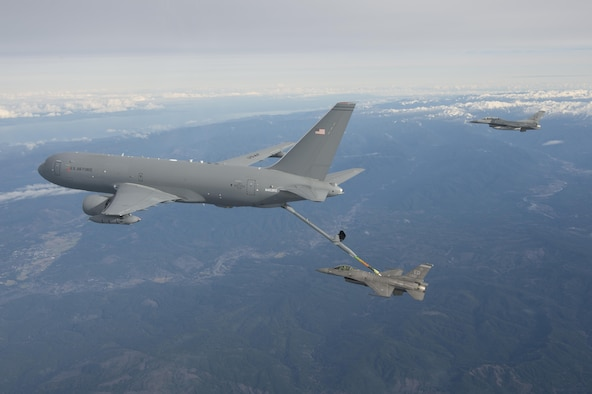 Image result for Air Force in-flight refueling