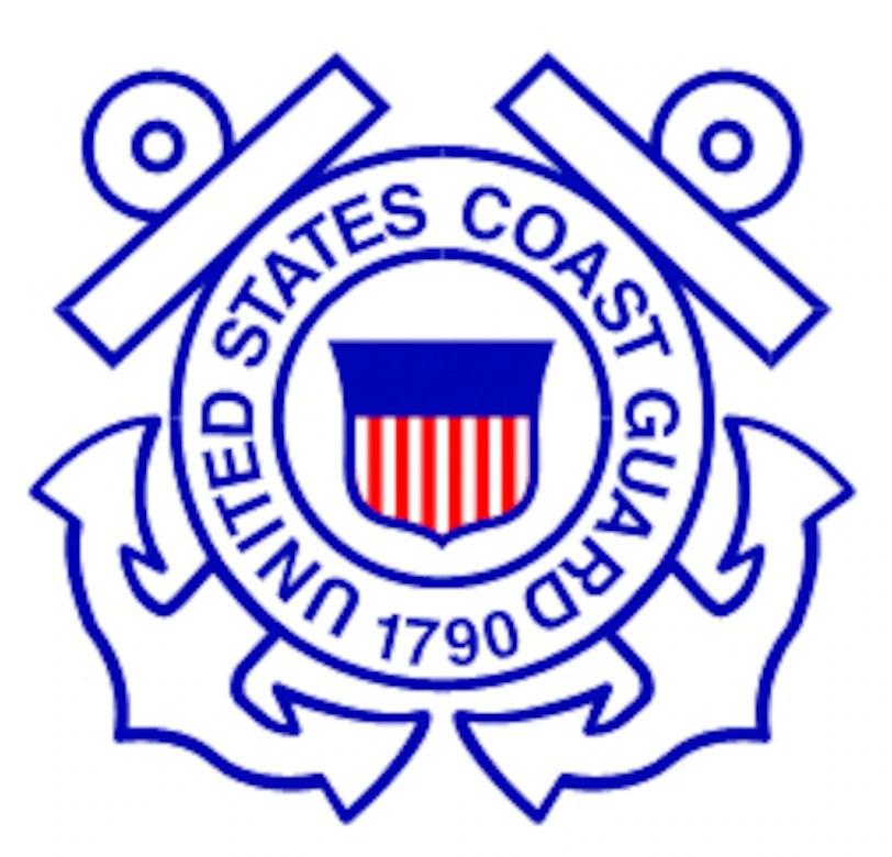 Coast Guard Badge Vector