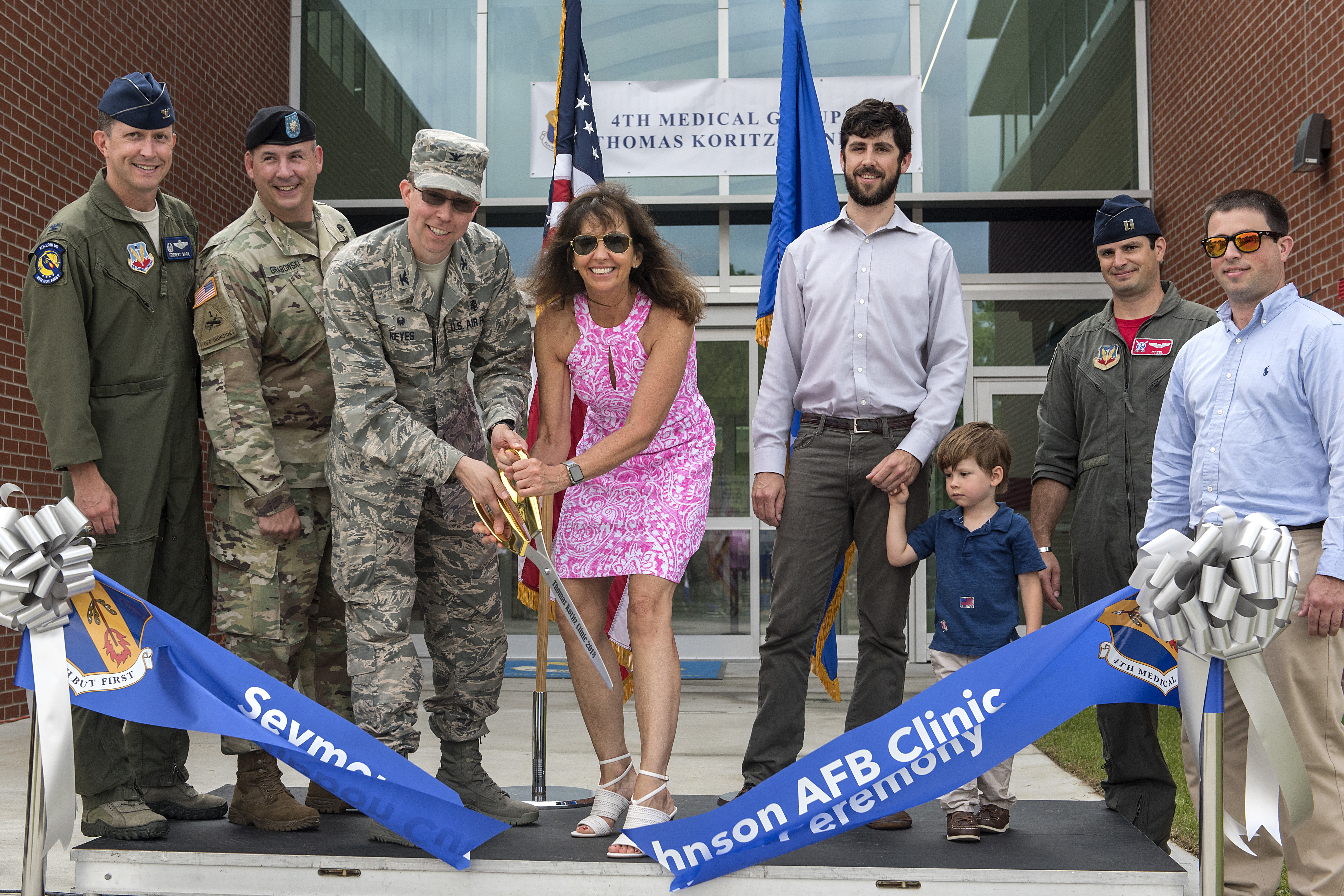 Sj Leaders Open New Medical Facility