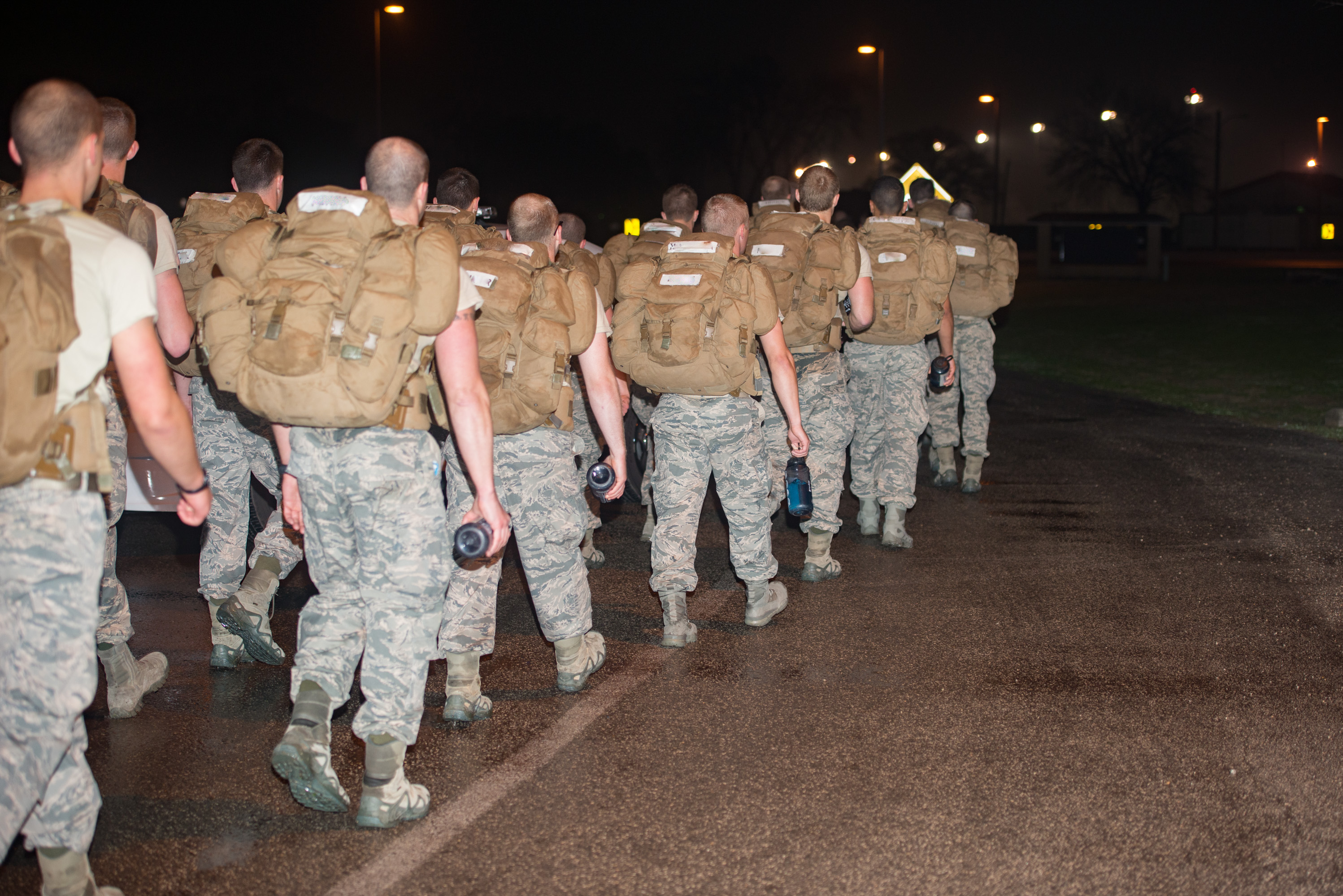 Ruck March Spanning 11 Days 830 Miles Honors Fallen